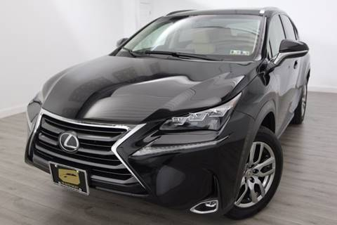 2015 Lexus NX 200t for sale in Philadelphia, PA