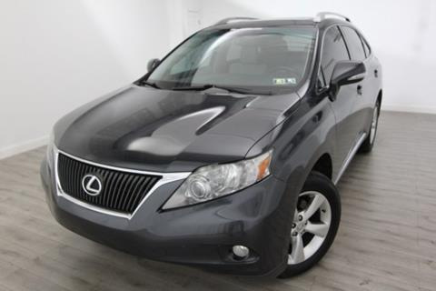 2011 Lexus RX 350 for sale in Philadelphia, PA