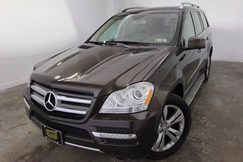 2012 Mercedes-Benz GL-Class for sale in Philadelphia, PA
