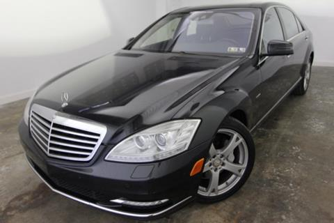 2012 Mercedes-Benz S-Class for sale in Philadelphia, PA