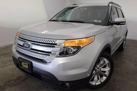 2012 Ford Explorer for sale in Philadelphia, PA