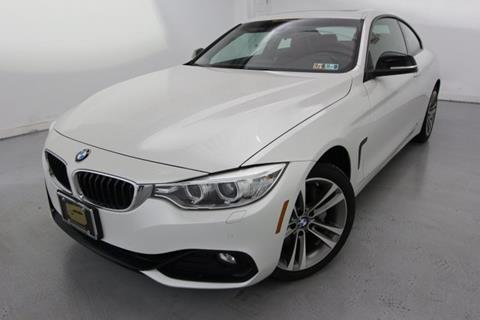 2015 BMW 4 Series For Sale In Philadelphia PA