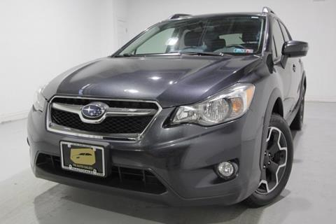 2015 Subaru XV Crosstrek for sale in Philadelphia, PA