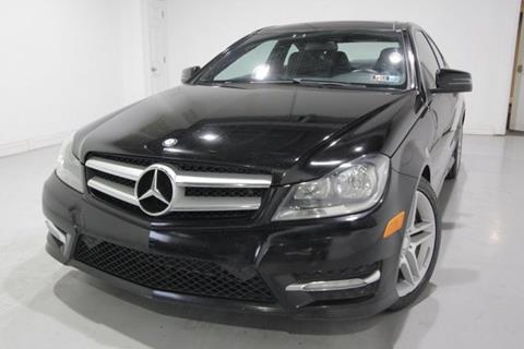 2012 Mercedes-Benz C-Class for sale in Philadelphia, PA