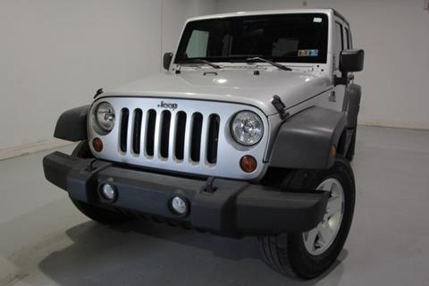 2011 Jeep Wrangler Unlimited for sale in Philadelphia, PA
