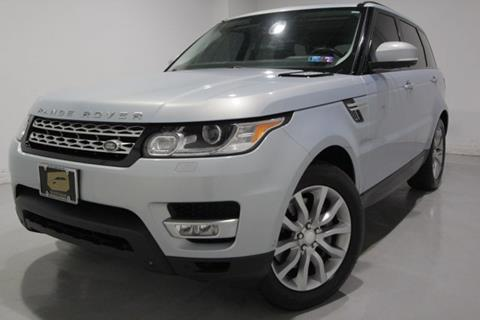 2014 Land Rover Range Rover Sport for sale in Philadelphia, PA