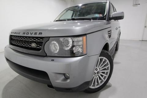 2012 Land Rover Range Rover Sport for sale in Philadelphia, PA