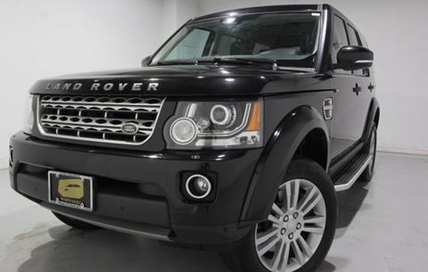 2015 Land Rover LR4 for sale in Philadelphia, PA