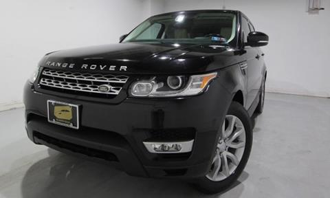 2015 Land Rover Range Rover Sport for sale in Philadelphia, PA