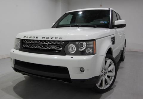 2013 Land Rover Range Rover Sport for sale in Philadelphia, PA