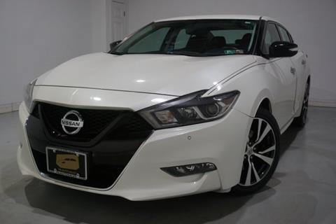 2016 Nissan Maxima for sale in Philadelphia, PA