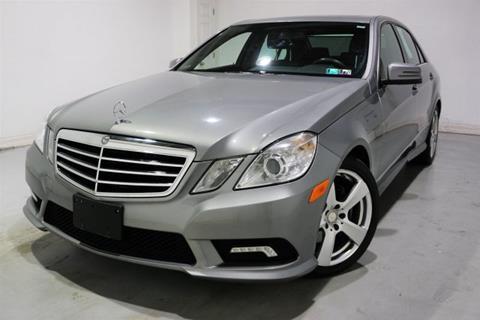 2011 Mercedes-Benz E-Class for sale in Philadelphia, PA