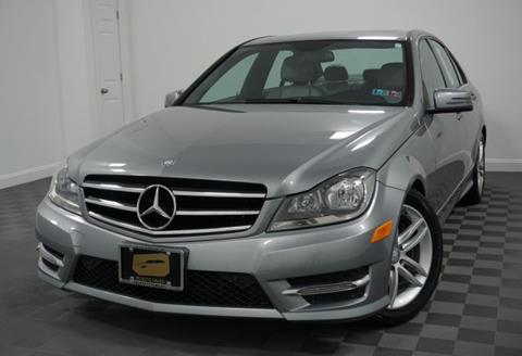 2014 Mercedes-Benz C-Class for sale in Philadelphia, PA