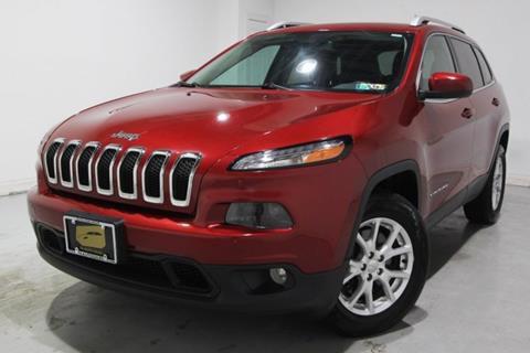 2015 Jeep Cherokee for sale in Philadelphia, PA