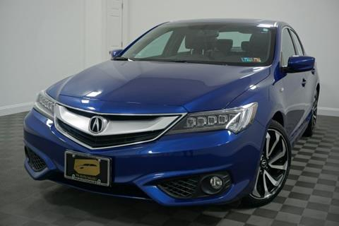 2018 Acura ILX for sale in Philadelphia, PA