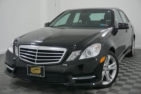2013 Mercedes-Benz E-Class for sale in Philadelphia, PA