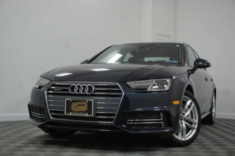 2017 Audi A4 2.0T quattro Premium for sale at PA Auto Sales.com in Philadelphia PA