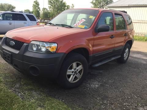 2006 Ford Escape for sale in North Tonawanda, NY