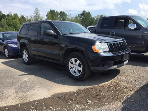 2008 Jeep Grand Cherokee for sale in North Tonawanda, NY