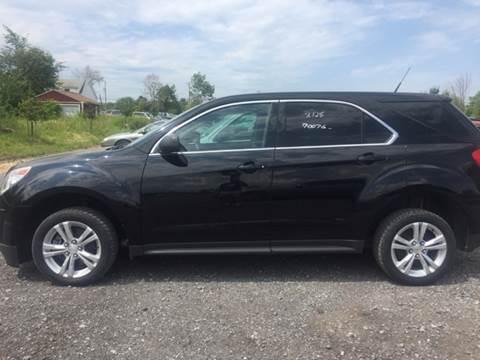2012 Chevrolet Equinox for sale in North Tonawanda, NY