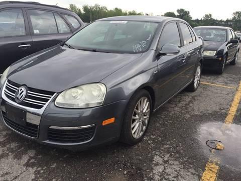 2008 Volkswagen Jetta for sale in North Tonawanda, NY