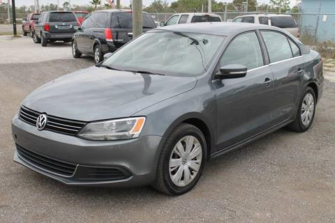2013 Volkswagen Jetta for sale at Excellent Autos of Orlando in Orlando FL