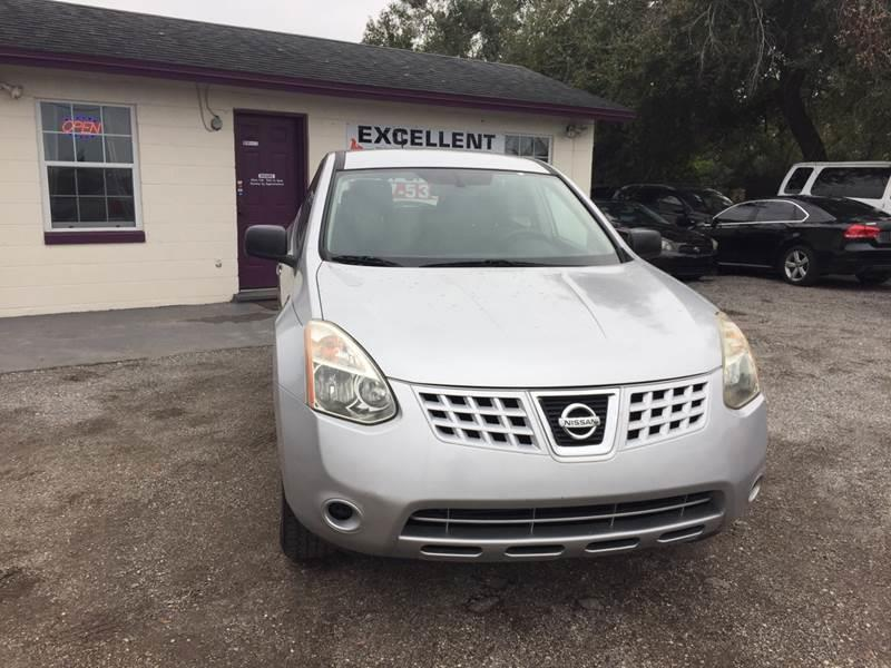 2010 Nissan Rogue for sale at Excellent Autos of Orlando in Orlando FL