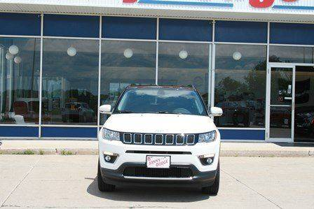 2017 Jeep Compass Limited 4x4 4dr SUV (midyear release) - Neligh NE