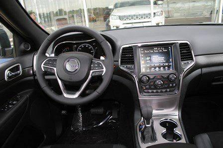2017 Jeep Grand Cherokee 4x4 Laredo 4dr SUV - Neligh NE