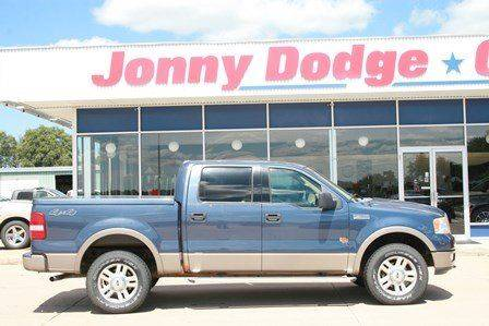 2004 Ford F-150 4dr SuperCrew Lariat 4WD Styleside 5.5 ft. SB - Neligh NE