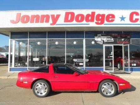 1990 Chevrolet Corvette for sale in Neligh, NE