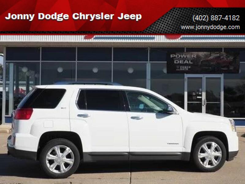 2017 GMC Terrain for sale at Jonny Dodge Chrysler Jeep in Neligh NE