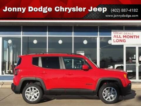 2018 Jeep Renegade for sale at Jonny Dodge Chrysler Jeep in Neligh NE