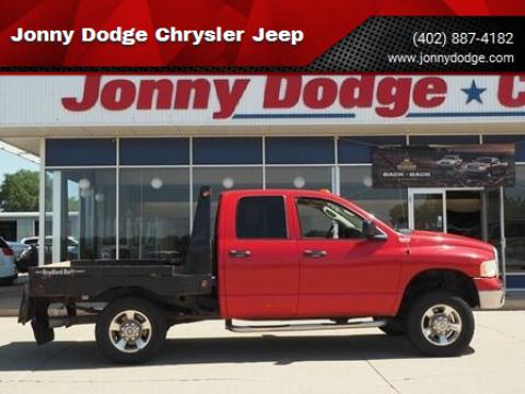 2005 Dodge Ram Pickup 2500 for sale at Jonny Dodge Chrysler Jeep in Neligh NE