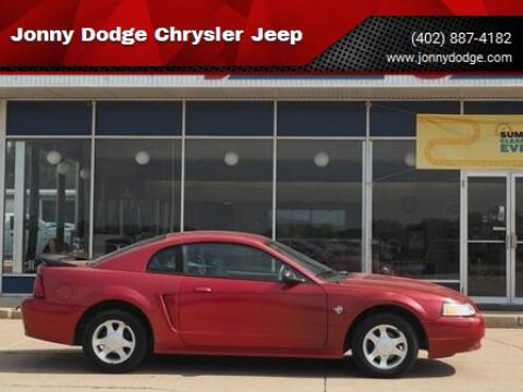 1999 Ford Mustang for sale at Jonny Dodge Chrysler Jeep in Neligh NE