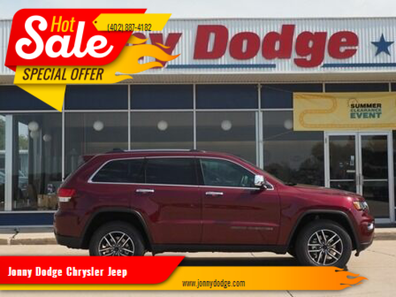 2020 Jeep Grand Cherokee for sale at Jonny Dodge Chrysler Jeep in Neligh NE