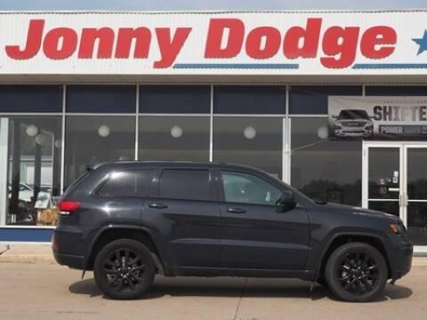 2017 Jeep Grand Cherokee for sale at Jonny Dodge Chrysler Jeep in Neligh NE