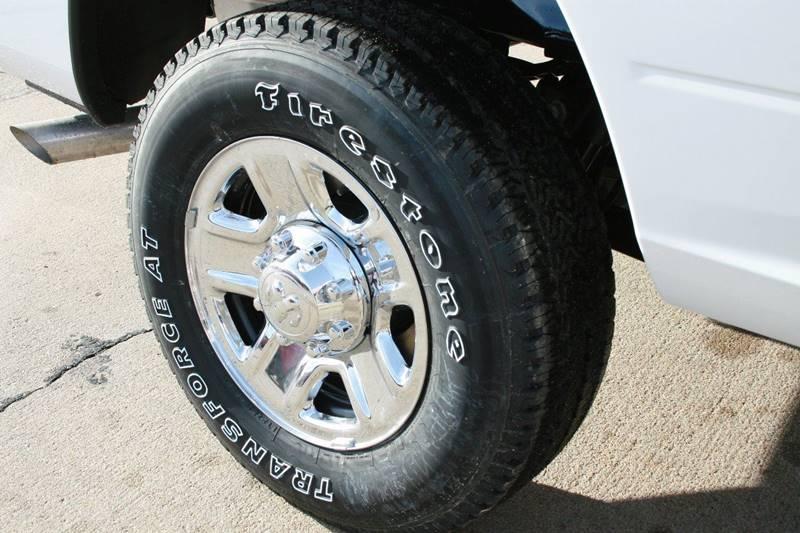 2017 RAM Ram Pickup 2500 4x4 Tradesman 2dr Regular Cab 8 ft. LB Pickup - Neligh NE