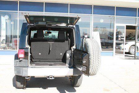 2013 Jeep Wrangler 4x4 Sahara 2dr SUV - Neligh NE