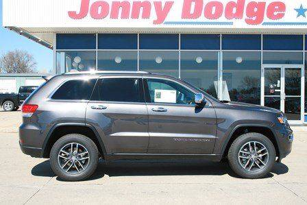 2017 Jeep Grand Cherokee 4x4 Limited 4dr SUV - Neligh NE