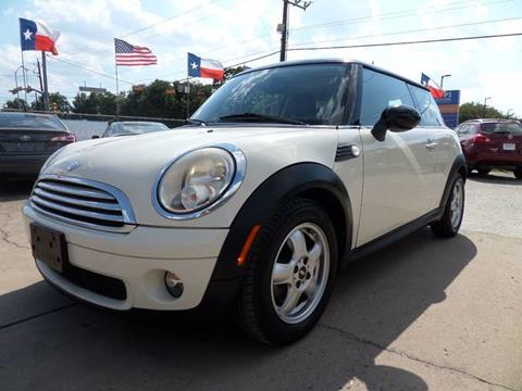 2009 MINI Cooper for sale at West End Motors Inc in Houston TX