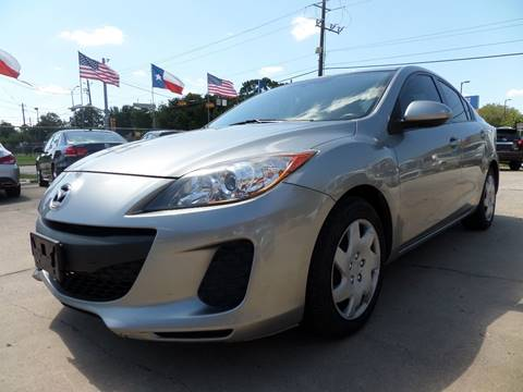 2012 Mazda MAZDA3 for sale at West End Motors Inc in Houston TX