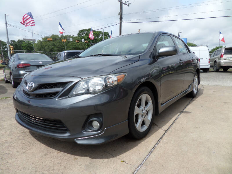2013 Toyota Corolla for sale at West End Motors Inc in Houston TX