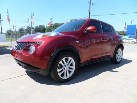 2011 Nissan JUKE for sale at West End Motors Inc in Houston TX