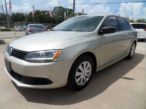 2014 Volkswagen Jetta for sale at West End Motors Inc in Houston TX