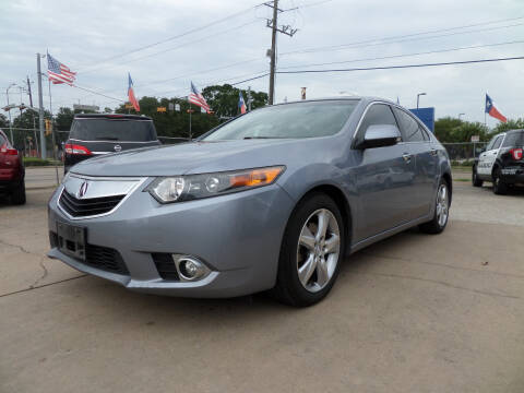 2012 Acura TSX for sale at West End Motors Inc in Houston TX