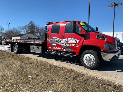 2006 GMC C5500 for sale in Waukegan, IL