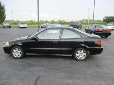 1998 Honda Civic For Sale In Ringwood, IL