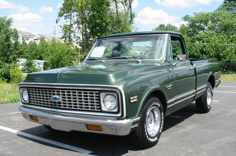 1971 Chevrolet C/K 10 Series for sale in Harpers Ferry, WV