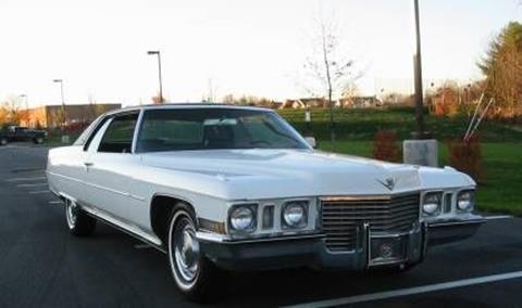 1972 Cadillac DeVille For Sale - Carsforsale.com®